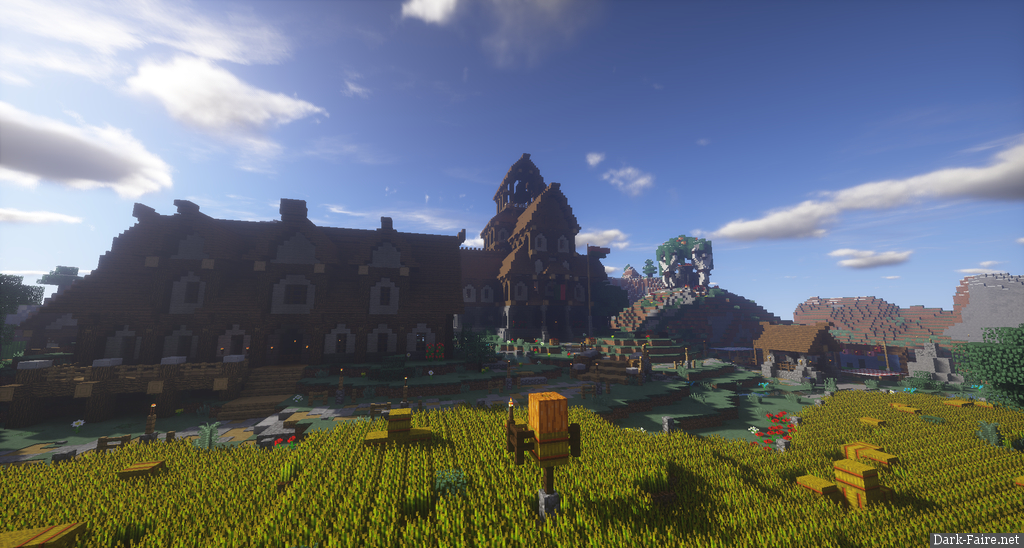 Blunthill Village - Olimel