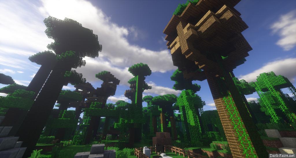 Dedina v džungli - Knedlik15