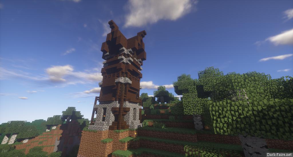 Věž - Gugii