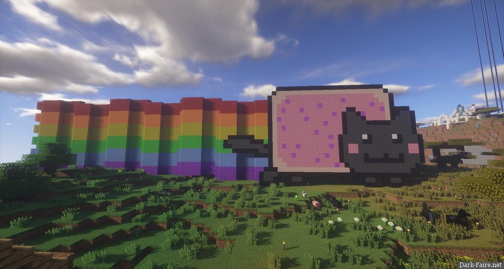 Nyan cat - CloeJenkinsonn
